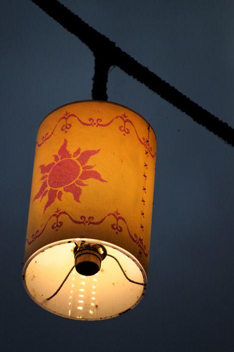 Want For Her Room Tangled Lantern Stuff For Juniper
