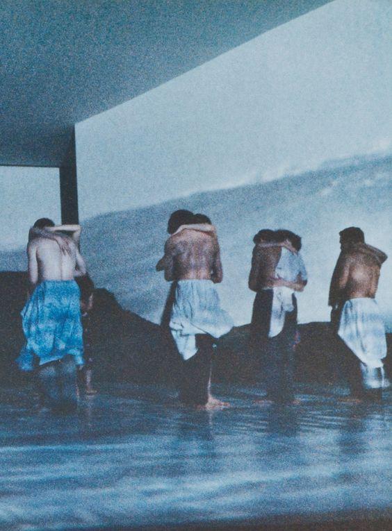 Pina Bausch, Masurca Fogo, 2001