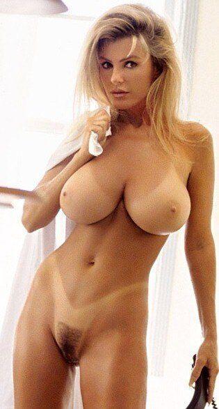 Busty nude moms