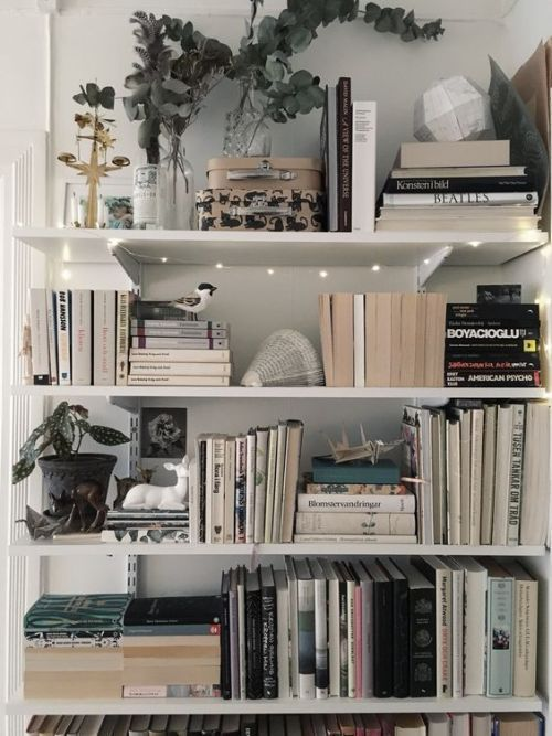 All Booked Up Bookshelves For Small Spaces Bookshelves In