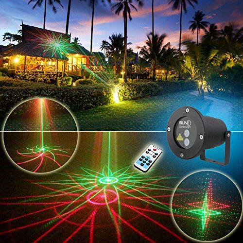 Laser Christmas LightsOutdoor Christmas Laser Lights Projector