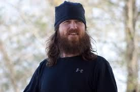 Duck Dynasty Jase Robertson....go figure, but he is perfect!!!!