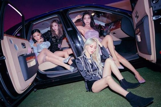 "MAMAMOO Confirmed To Appear On ""Ask Us Anything"""