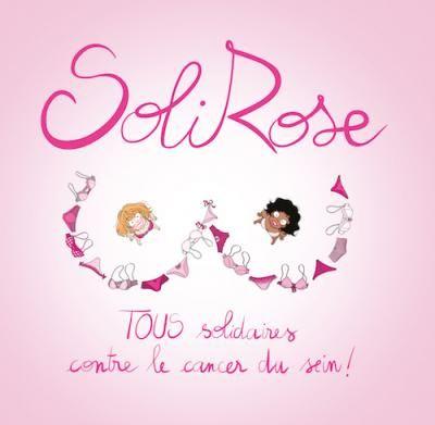 Super SoliRose, des boutiques de lingeries s'engagent pour la lutte  EQ15