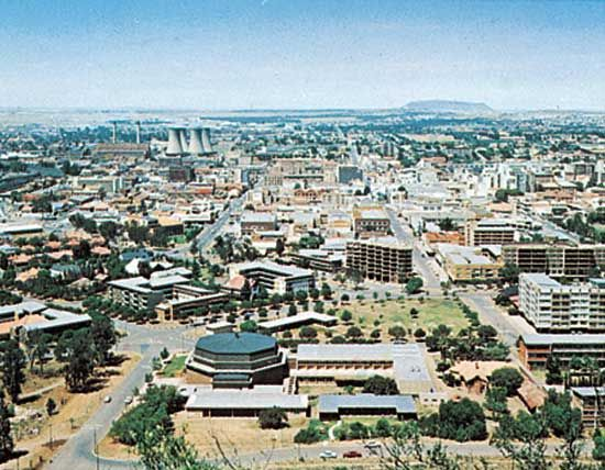 Bloemfontein South Africa Judicial Capital Population - What is the capital of south africa