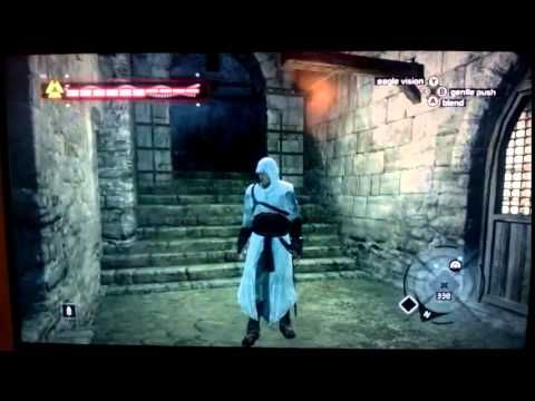 What the hell light! XD Assassins Creed