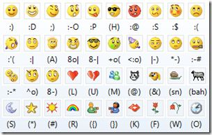 msn messenger emoticons - Google Search: