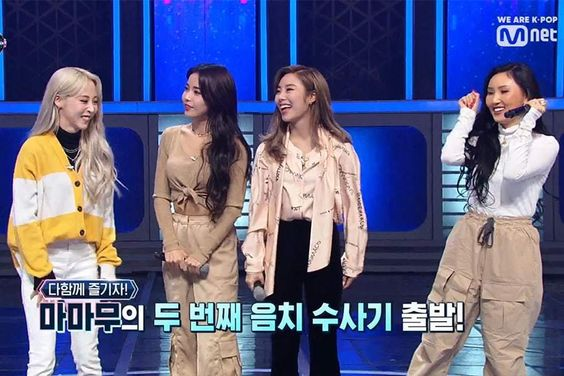 MAMAMOO Shares Amusing Story About Their Failed Attempt To Lip Sync