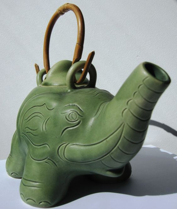 Teapot Elefant www.casabali.nl