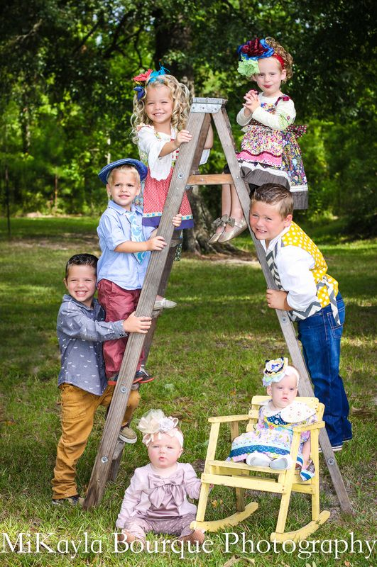 Children - MiKayla Bourque Photography  Your kids and nieces n nephew would look cute like this