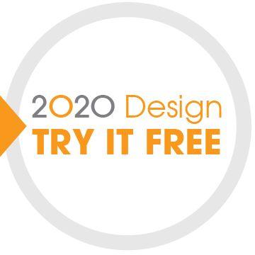 2020 Design Free Trial