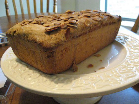 Almond-Cherry Coffee Cake