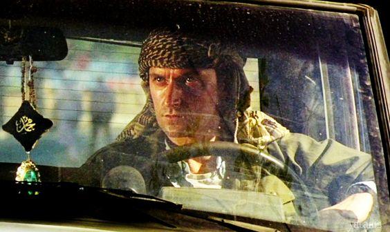 Richard as John Porter in Strike Back