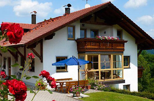 Ferienwohnung Zellwies - So wohnen Sie - Sankt Englmar - Bayerischer Wald