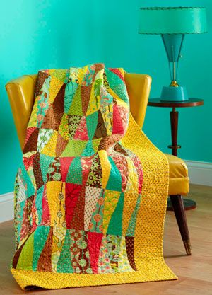 21 Color Options from Quilts and More Fall 2010