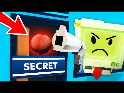 What Does Temp Bot Hide In Secret Room In Job Simulator Vr Job