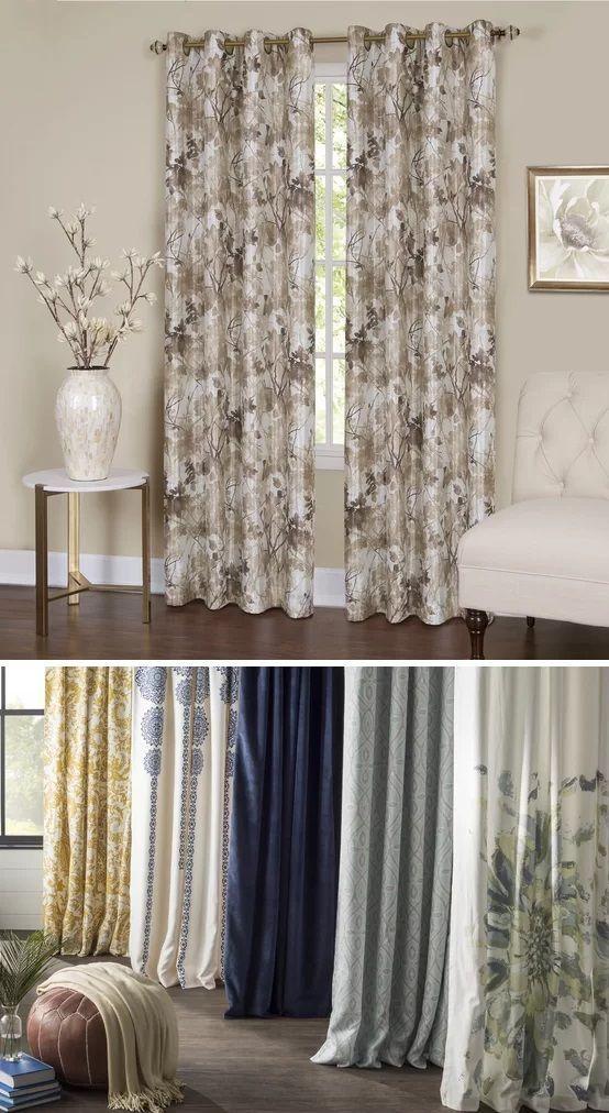 150 Farmhouse Curtains And Rustic Curtains Farmhouse Curtains