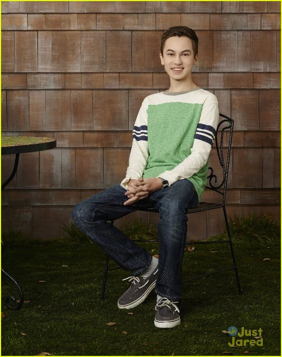 Hayden Byerly as (Jude) #TheFosters