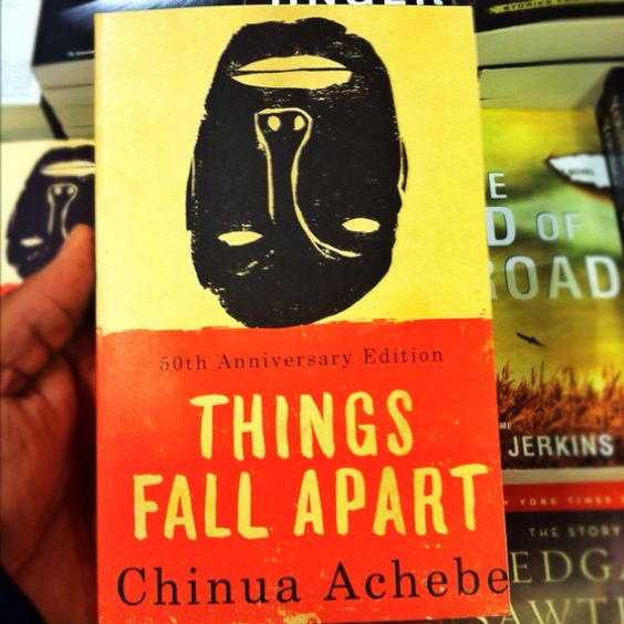 One amazing book - Things Fall Apart by Chinua Achebe