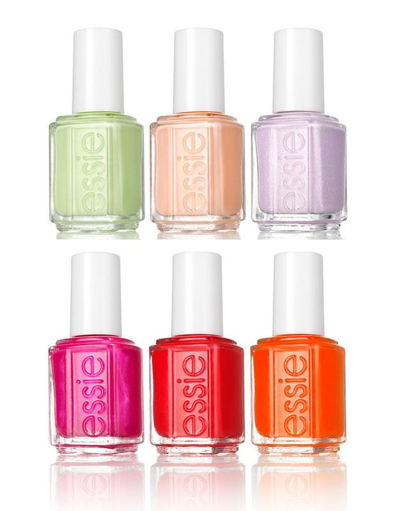 my all time favorite brand. stays on nails up to a week w/o chipping. even when you don't put clear polish over it!