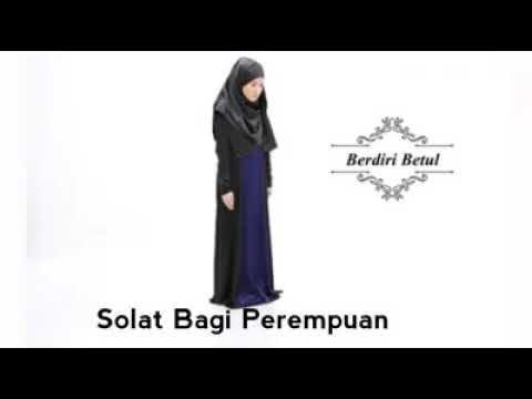Tata Cara Sholat Untuk Wanita Yang Benar | Jilbab Gallery