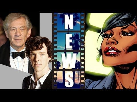 Ian McKellen is Sherlock Holmes too, Amanda Waller joins Arrow Season 2 ...