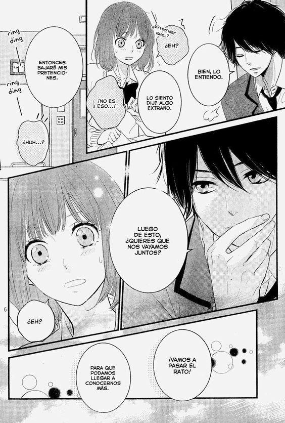 Hiren Trip Capítulo 2 página 6 - Leer Manga en Español gratis en NineManga.com