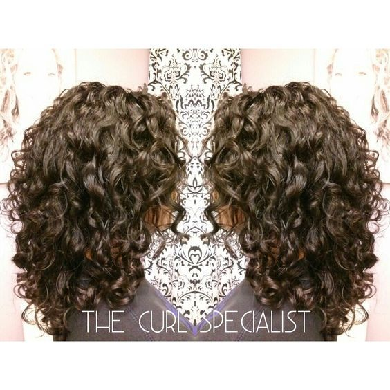 Pin On Curly Hair Hacks