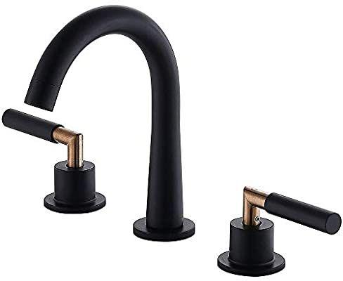 45++ Black bathroom faucets ideas
