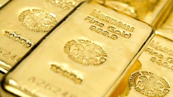 Goldkäufer befürchten, dass der lange Preisanstieg - elf Jahre in Folge - an sein Ende gekommen ist