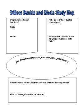 Activities, Comprehension and Officer buckle and gloria on Pinterest