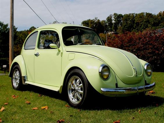1971 Volkswagen Bettle Completely Restored Original Books and Bill - bill of sale for land