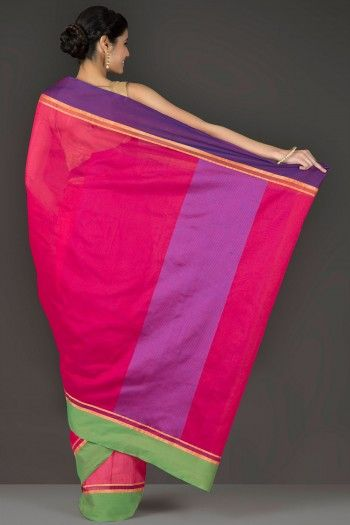 Coimbatore Re-visited: Silk-Cotton Sarees - Home Page Display