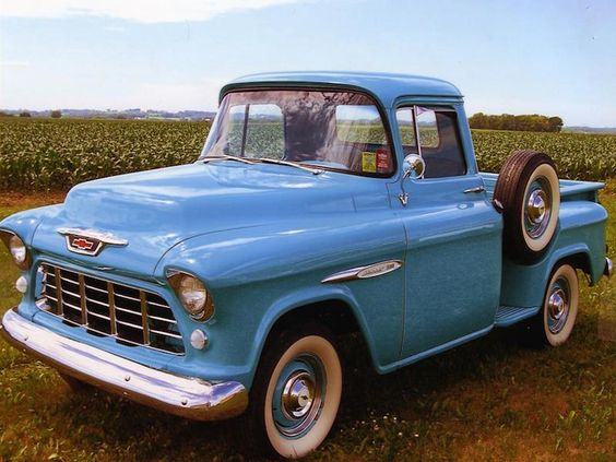 best american trucks of all time - op 5 hevy Pickup rucks Of ll ime: #5 1955.5 Series 3100 - od ...