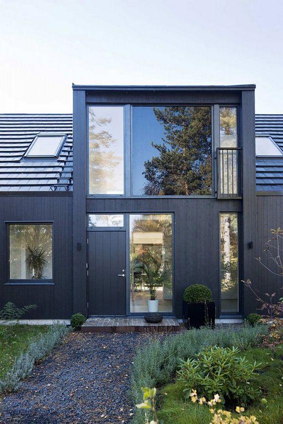 Schön Küche Modern Casa Seta Designer Wohnhaus Dachterrasse