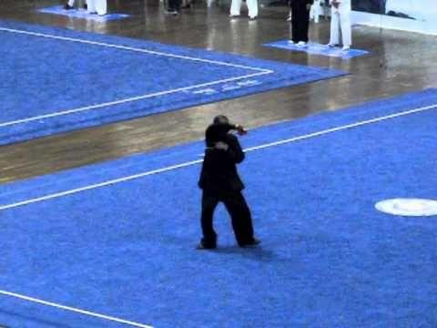 Meteor Hammer - 5th World Traditional Wushu Championships