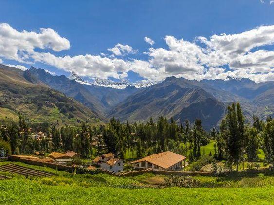 Huaraz: hermosa tierra de glaciares y montañas