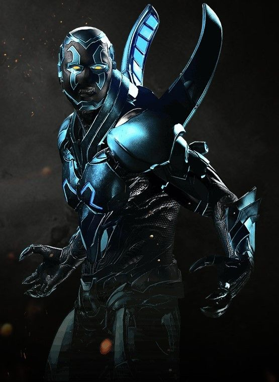 Injustice 2 Character Descriptions Images Cosmic Book News Blue Beetle Injustice 2 Characters Dc Comics Heroes