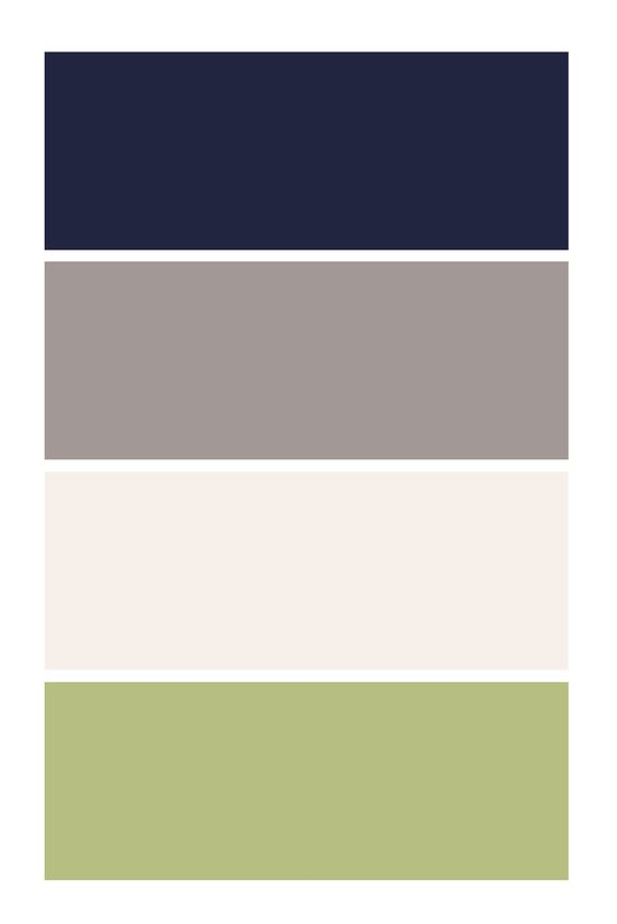 Green Curtains brown cream and green curtains : navy, gray, creme and green - living room color scheme. have grey ...