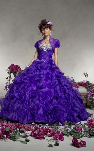NewYorkDress Blog // Quinceañera Dresses // Click through for more! // Dress: #MoriLee 88070
