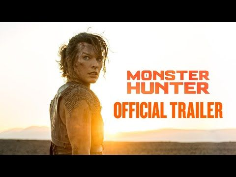 Y Ahora Si Monster Hunter Lanza Trailer Completo De Su Llegada Al Cine In 2020 Monster Hunter Monster Hunter Movie Milla Jovovich