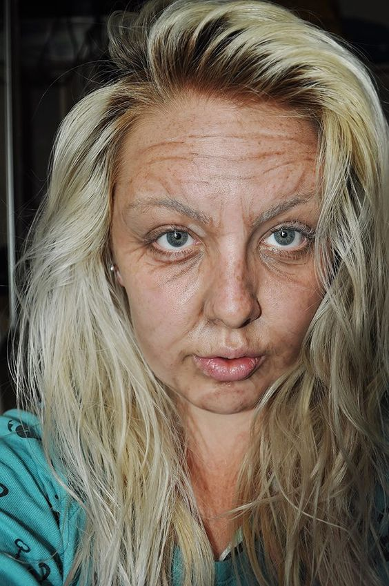 Old Age Makeup practice on myself  http://lunainlimbo.blogspot.co.uk/2013/07/old-age-makeup.html