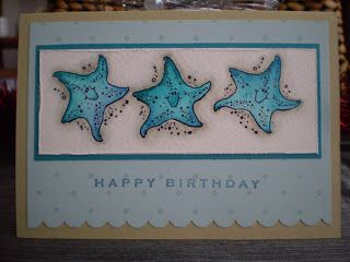 stampin up fishy friends - Google Search