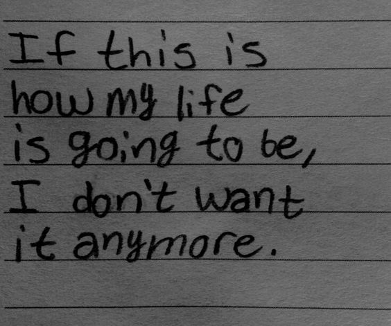 suicidal quotes - Google Search