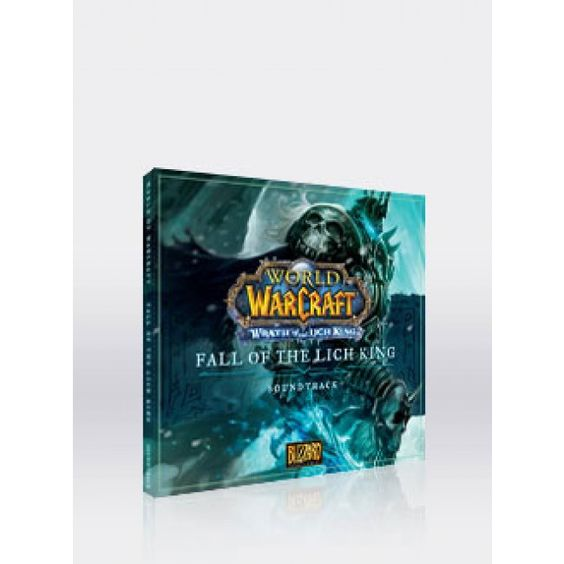 FALL OF THE LICH KING CD - PATCH 3.3 CD