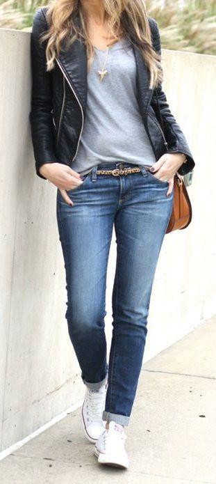 Great Women Jeans Style