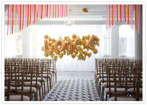 Pinterest the world s catalog of ideas for Balloon decoration chicago