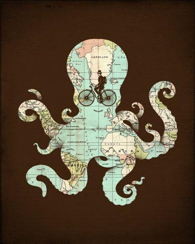 Es un octopus?