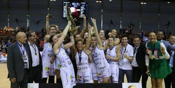 Basket - CdF (F) - Un choc entre Bourges et Villeneuve d'Ascq en demi-finales de la Coupe de France