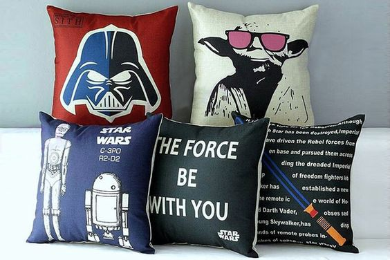 Pillow Covers: